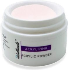 Roze Isabelle Nails Acrylpoeder Pink 15ml.