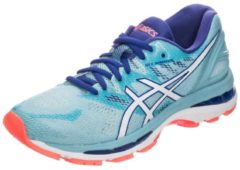 Asics Running Women's Gel-Nimbus 20 Trainers - Porcelain Blue/White/Asics Running Blue - UK 4.5 - Blue