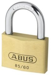 Abus Hangslot Messing Gehard - 60 mm