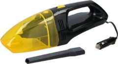 Zwarte Dunlop Autostofzuiger - 12 Volt - 60 Watt - Snoerlengte 3 Meter