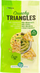Terrasana Triangles Maes en peulvruchten 80 Gr