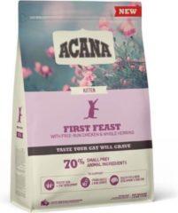 3x Acana First Feast voor kittens 1.8 kg