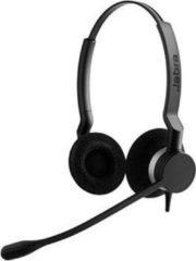 Zwarte Jabra BIZ 2300 Duo NC (E-STD) - Koptelefoon