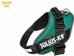 Julius K9 IDC Powertuig/Harnas - Maat 2/71-96cm - XL - Donkergroen