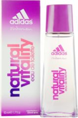 Adidas Natural Vitality for Woman - 50 ml - Eau de toilette