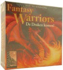 Bruine 999 Games kaartspel uitbreiding Fantasy Warriors 56-delig