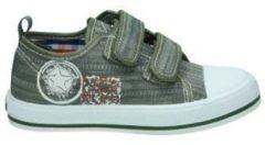 Groene Lage Sneakers Katini KFY12598