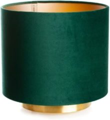 LT-Luce Tafellamp Hollywood Velours Forest groen 25cm Ø