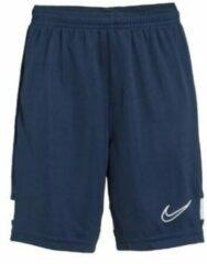 Blauwe Nike Dri-FIT Academy Sportbroek Jongens - Maat 158