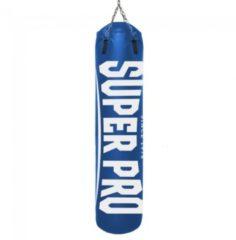 Super Pro Combat Gear Super Pro Water-Air Punchbag 150 cm blauw