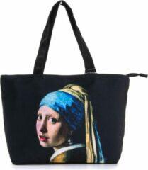 Robin Ruth Shopper Tas Small 38x25cm Vermeer - Meisje met de Parel