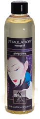 Merkloos / Sans marque Hot-Shiatsu Stimulation - 250 ml - Massageolie