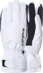 Witte Icepeak Hayden Wintersporthandschoenen Unisex - Maat M