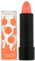 Merkloos / Sans marque Collection lip balm Orange Burst