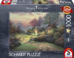 Schmidt Spiele Schmidt puzzel 1000st Shepherd's cottage