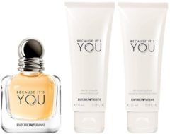 Giorgio Armani Emporio Armani Because It's You Duftset 1.0 st