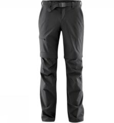 Maier Sports - Tajo 2 - Trekkingbroeken maat 94 - Long zwart/grijs