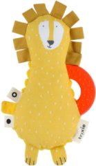 Gele Trixi Baby Trixie Baby activiteitenknuffel Mr Lion