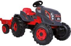 Smoby Tractor Stronger Xxl Met Aanhanger