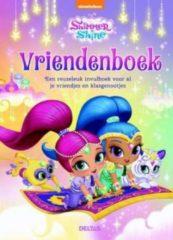 Bruna Shimmer and Shine vriendenboek - Boek Deltas Centrale uitgeverij (904474951X)