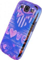 Xccess Oil Cover Samsung Galaxy SIII I9300 Love Heart - Xccess