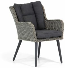 Lifestyle Garden Furniture Lifestyle sierkussen Pinamar 021 groen 60x60 cm