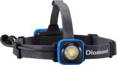 Blauwe Black Diamond Sprinter Compacte en stabiele hoofdlamp