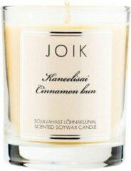 Beige Joik Natuurlijke Geurkaars - Cinnamon Bun
