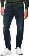 McGregor Slim fit jeans in donker blauwe wassing voor Heren - Denim New Dark Blue Wash - 29-32