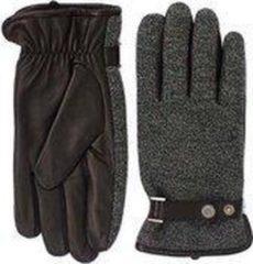 TRESANTI handschoenen - Heren handschoenen - Grijze handschoenen - Warme handschoenen - Geleverd in geschenkverpakking