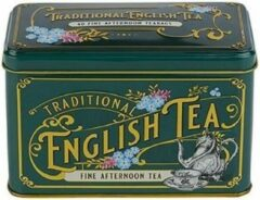 New English Teas Vintage Victorian 40 Teabags Fine Afternoon Tea (RS78)