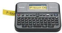 Brother P-Touch PT-D600VP - etikettenmaker - monochroom - thermische overdracht