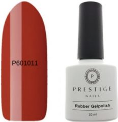 Rode Prestige nails Prestige Gelpolish Red Cherrywood