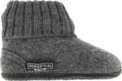 Grijze Bergstein Sloffen - Maat 31 - Unisex - grijs/zwart