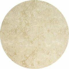 Flooo Rond vloerkleed - Splash - Tapijten Woonkamer - Indus - 110 ø
