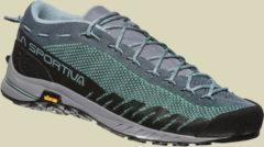 La Sportiva S.p.A. TX 2 Woman Damen Zustiegschuhe Größe 39,5 slate/jade green