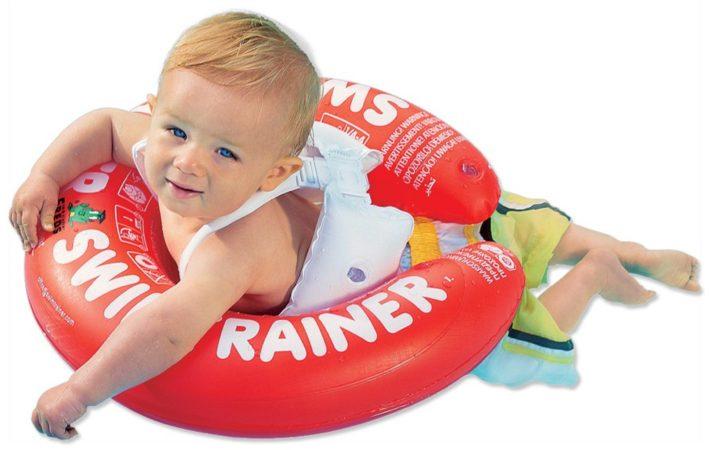 Afbeelding van Freds Swim Academy Freds Swimtrainer Classic Rood 0-4 jaar 6-18 kilo