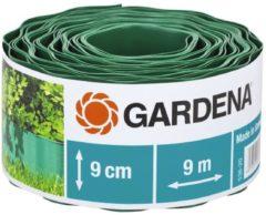 Gardena Raseneinfassung, grün, Rolle 9 cm hoch, 9 m lang | 536-20