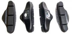 Grijze Campagnolo Veloce VL600 remblokken (4 stuks) - Remblokken voor velgremmen