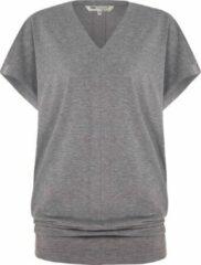 "Grijze Yoga-Tee ""Freedom"" - pale grey marl S Loungewear shirt YOGISTAR"