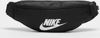 Zwarte Nike Nk Heritage Hip Pack Unisex Tas - Black/Black/(White)