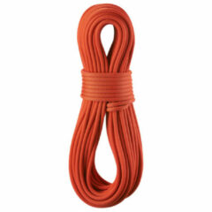 Edelrid - Eagle Lite Pro Dry 9.5 mm - Enkeltouw maat 60 m, rood