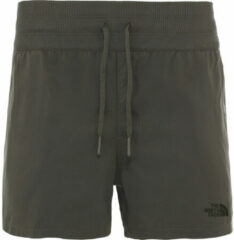 Groene The North Face Women's Aphrodite Short - Korte broeken