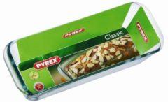 Pyrex Bake & Enjoy Cakevorm - Borosilicaatglas - 31x12x8 cm - Transparant