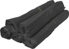 Dimensio Pedaalemmerzakken 45x50cm T10 | Doos 2500 stuks (50 rol x 50 zakken) | Zwart
