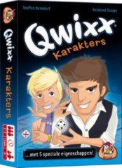 White Goblin Games uitbreidingsset Qwixx Karakters