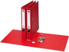 Rode Ordner Quantore A4 50mm PP rood