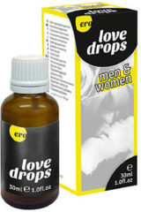 Transparante Ero by Hot Liefdes druppels voor man en vrouw