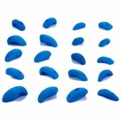 Blue pill - Jugs - Klimgrepen blauw