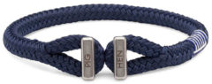 Pig & Hen Pig and Hen-Armbanden-Icy Ike Bracelet 20 cm-Blauw